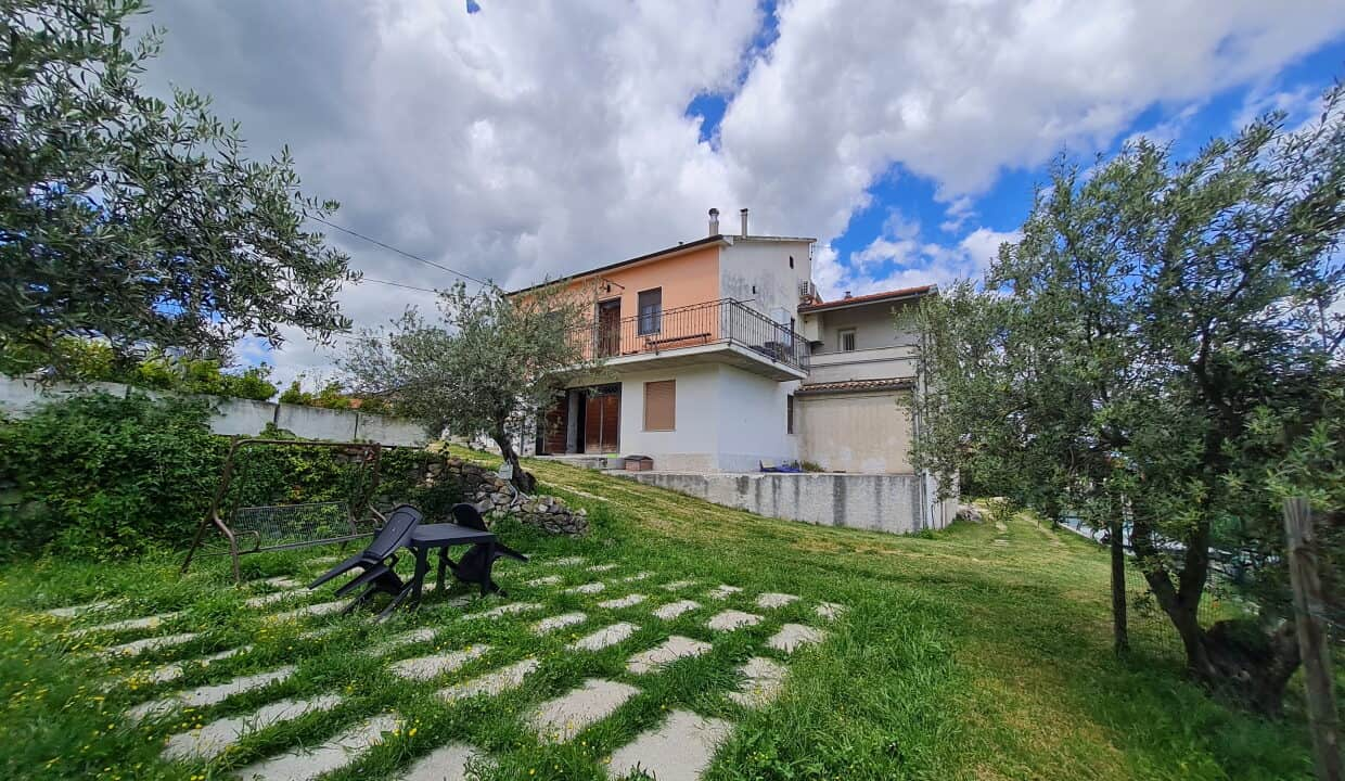 A home in Italy3623