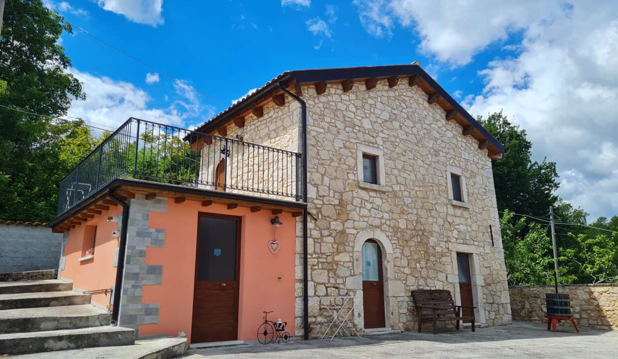 A home in Italy3673