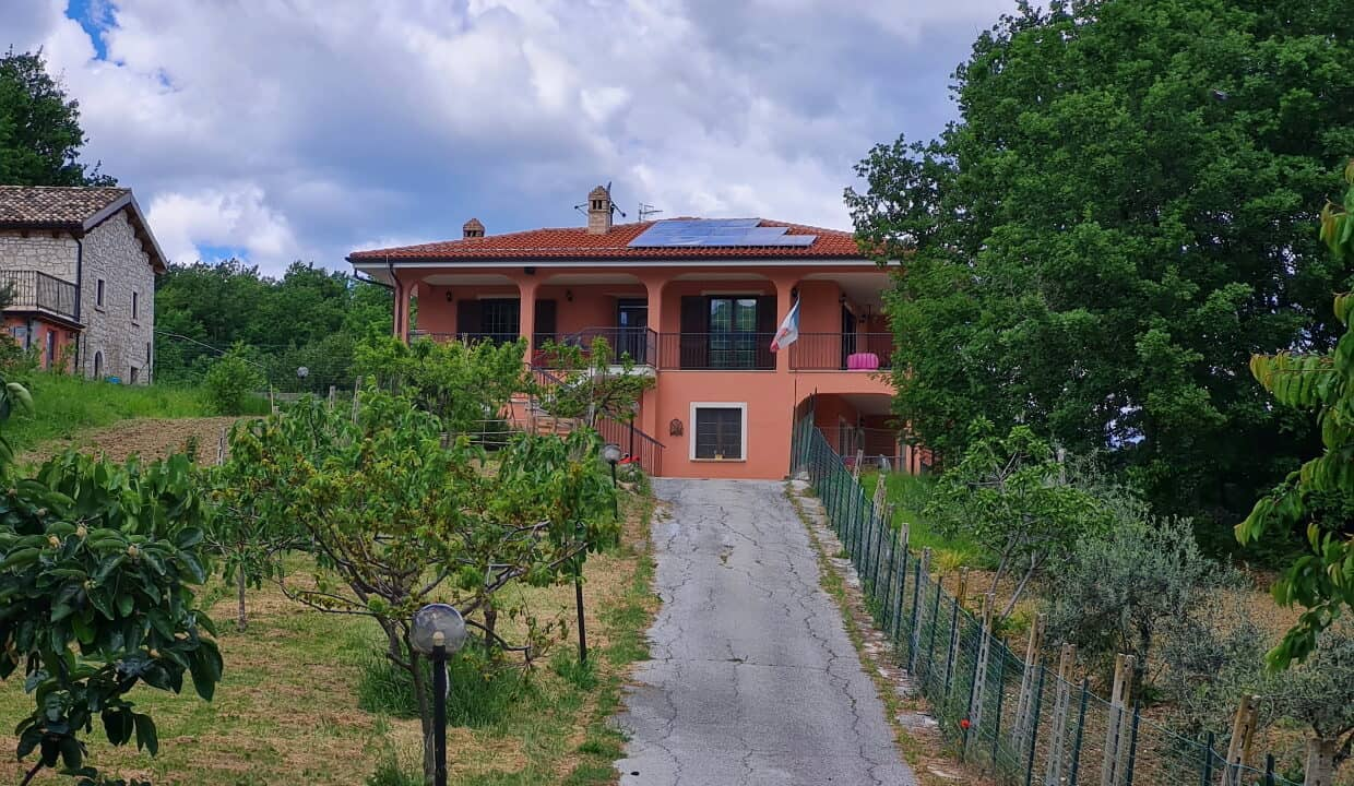 A home in Italy3708