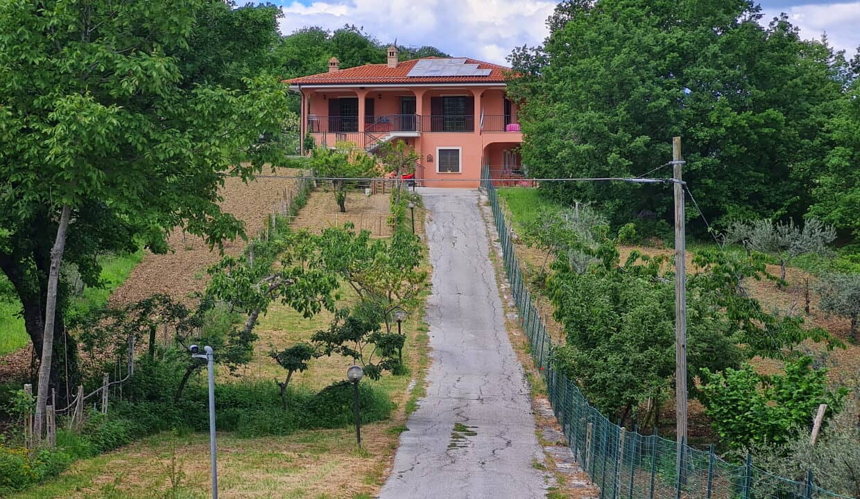 A home in Italy3712