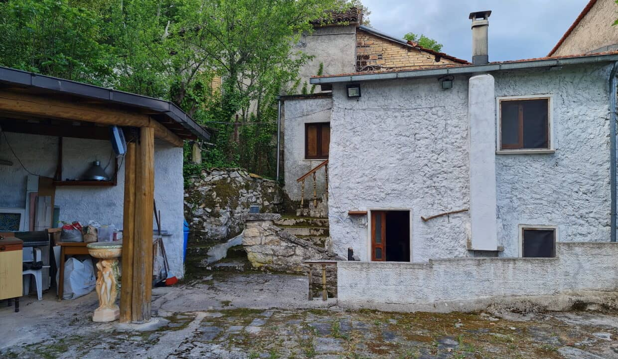 A home in Italy3833