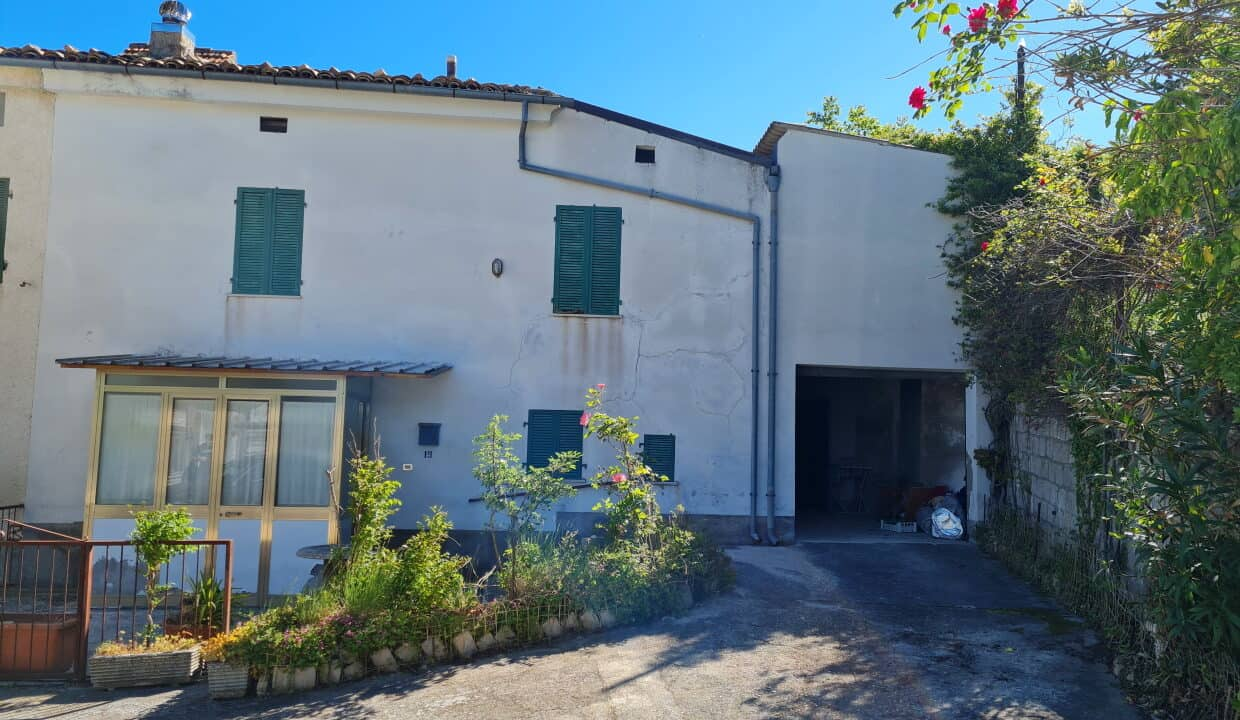 A home in Italy3959