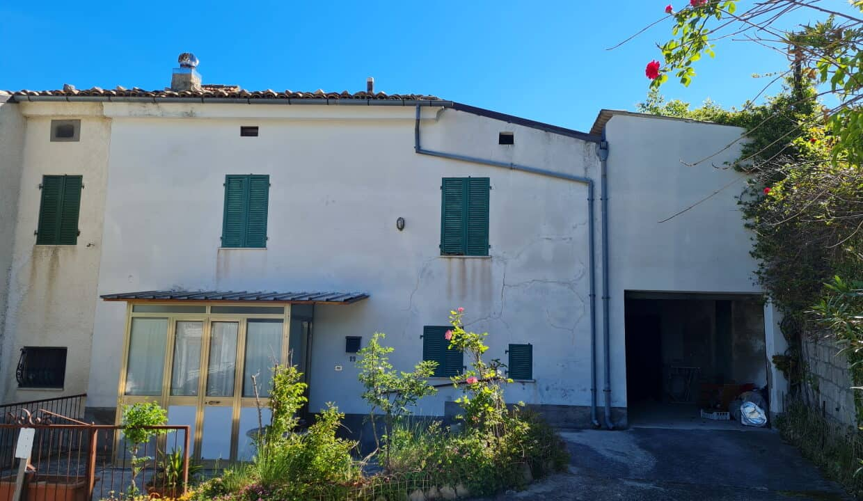 A home in Italy3961