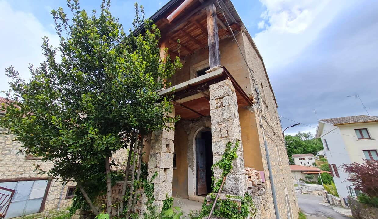 A home in Italy4092