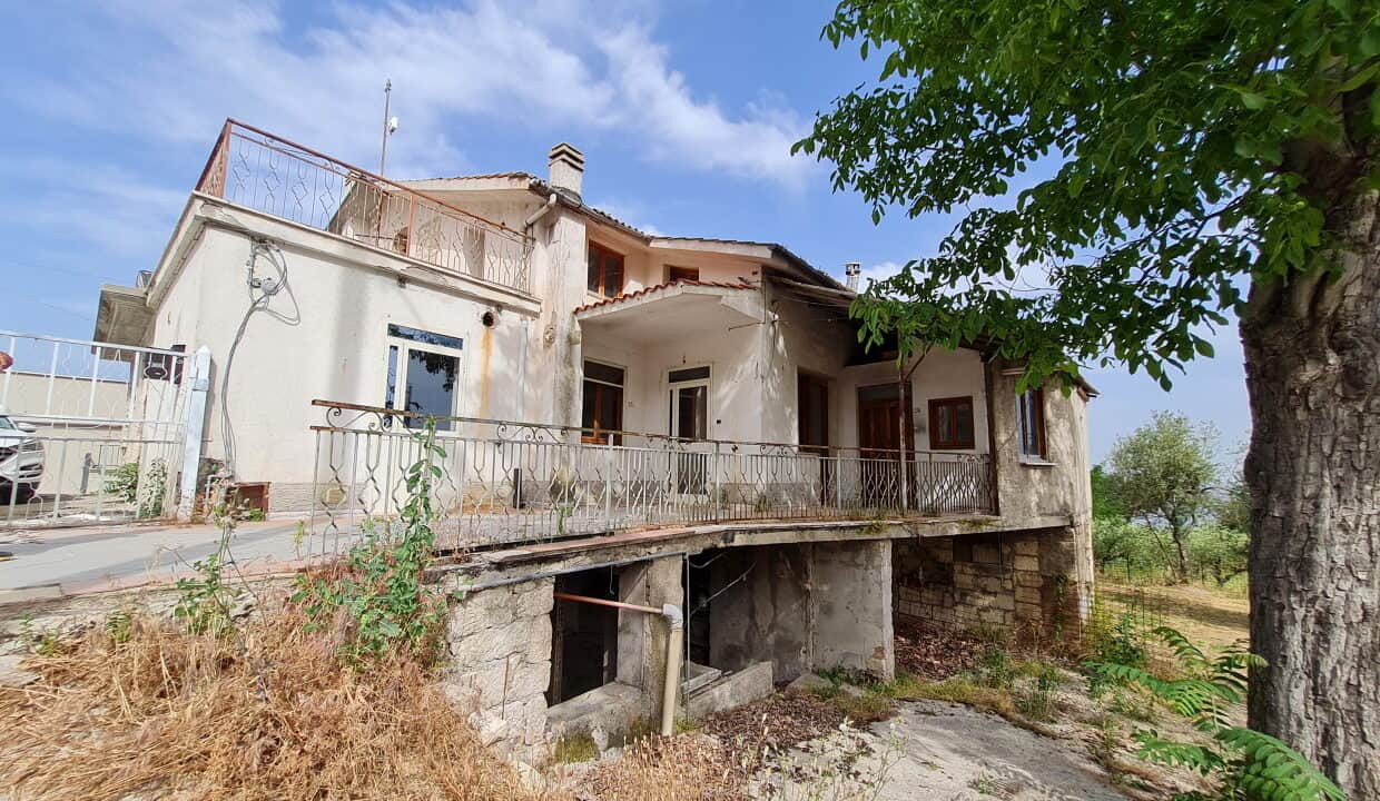 A home in Italy4594