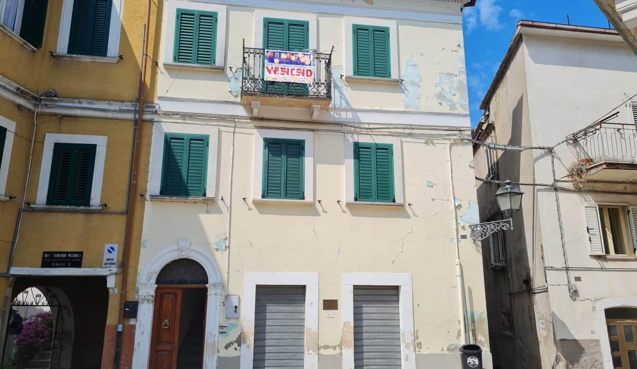 A home in Italy4829