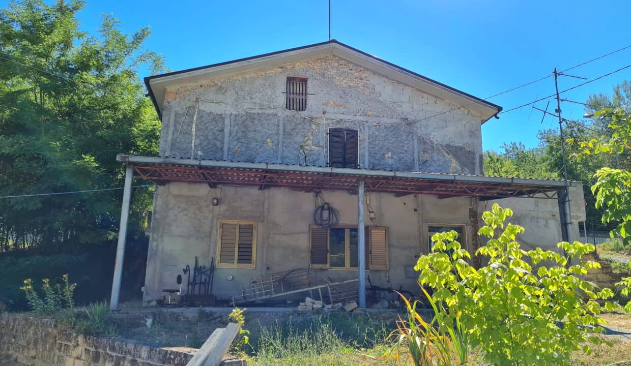 A home in Italy4961