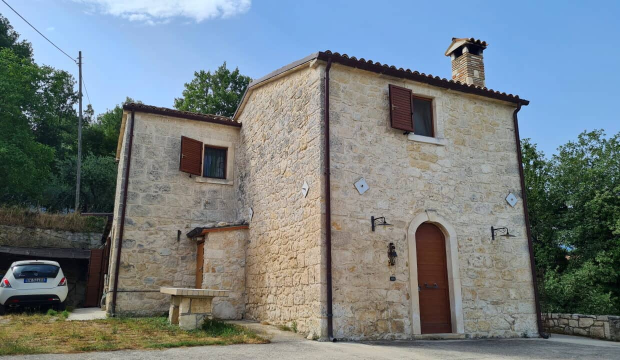 A home in Italy5097