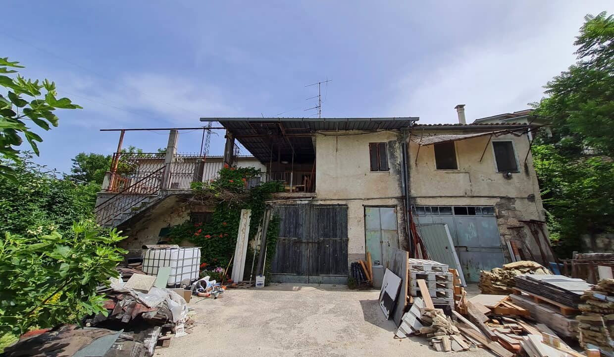 A home in Italy5221