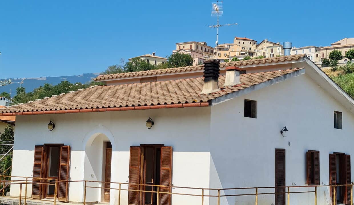 A home in Italy5288