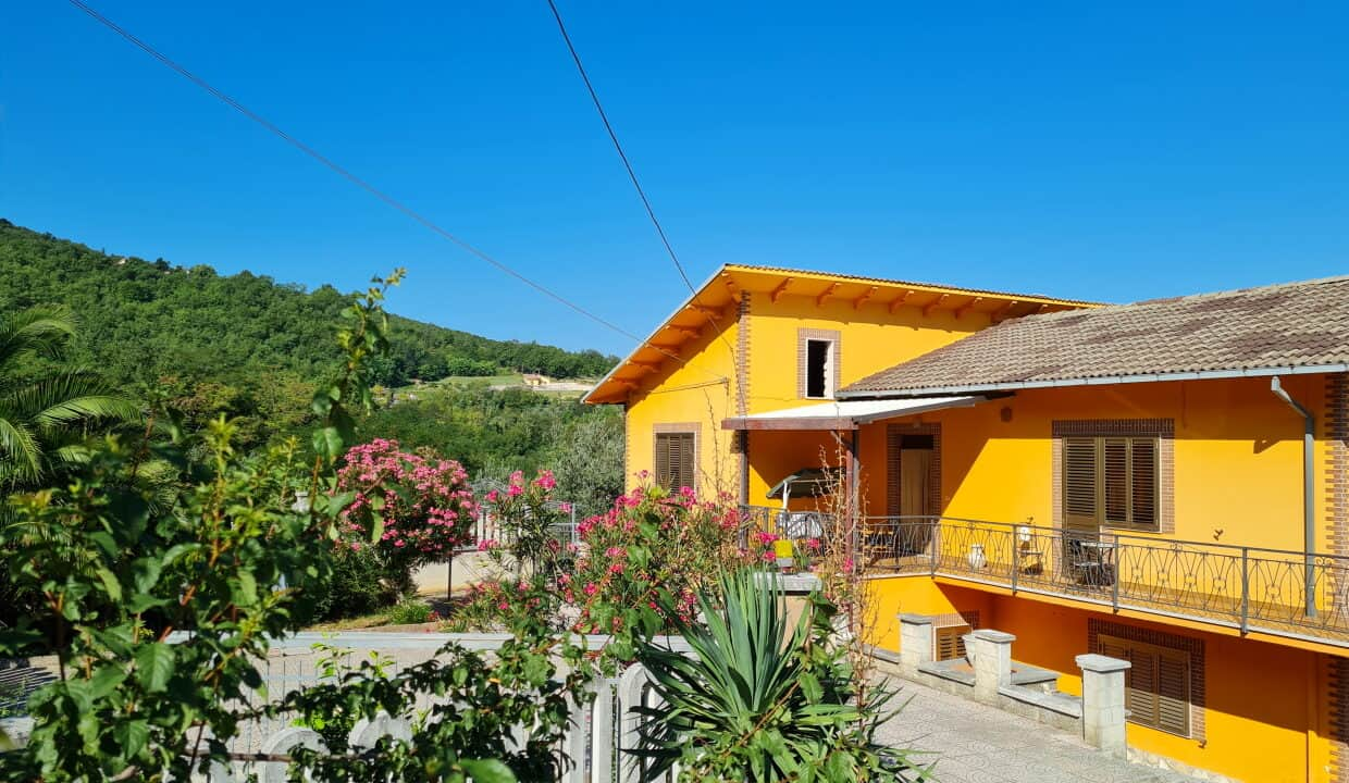 A home in Italy5524