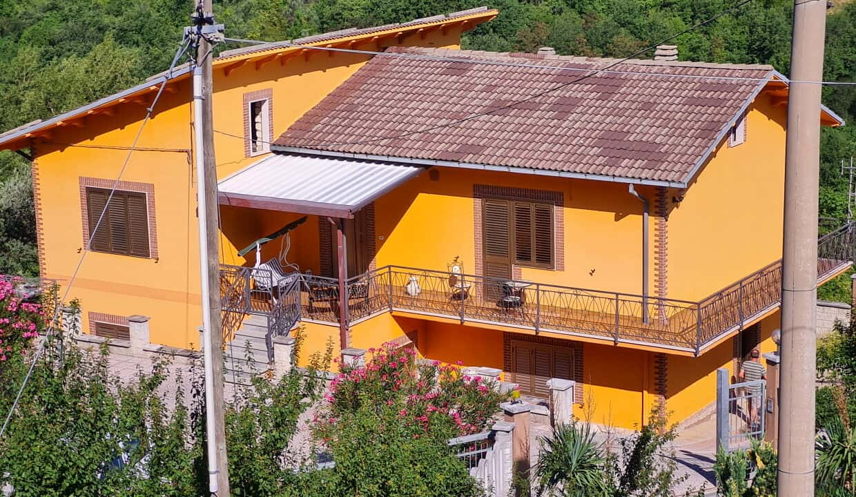 A home in Italy5529