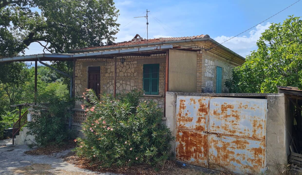 A home in Italy5622